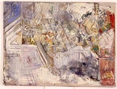 יחזקאל שטרייכמן, ציפור דואה, 1964. אוסף מוזיאון ישראל