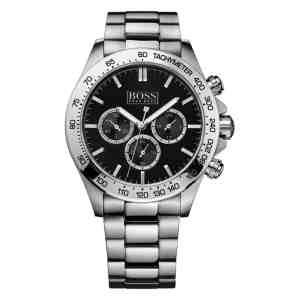 שעון הוגו בוס 1512965 - שעון יד לגבר - ארז תכשיטים