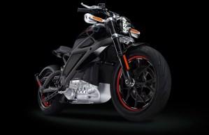 Bild einer Harley Davidson Livewire