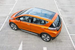 Bild des Chevrolet Bolt EV - Glasdach (Quelle: GM)