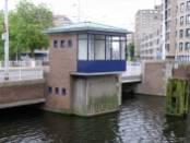 Brugwachtershuisje Zaagmolenbrug, Rotterdam Foto: Stichting Brugwachtershuisjes