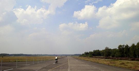 Vliegbasis Soesterberg wordt natuurlandschap