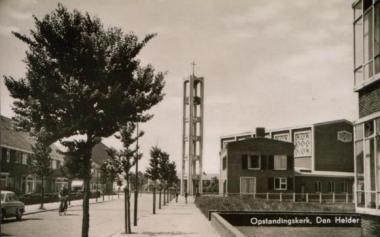 Hervormde kerk lorentzstraat den helder via Stadsherstel Den Helder.