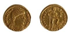 detail van de munten. bron: RCE