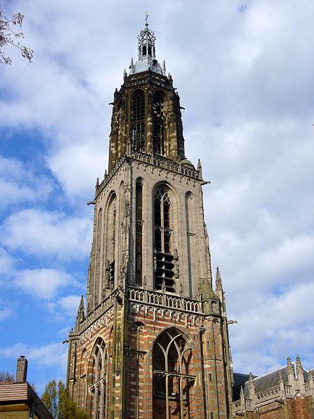 Renovatie verlichting Cunera kerk Rhenen afgerond - De Erfgoedstem