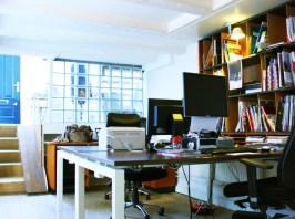 Huidige redactieruimte
