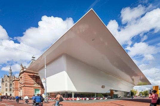 Stedelijk Museum, Amsterdam. Foto: Benthem Crouwel Architects.