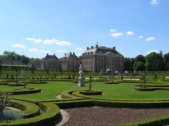 Tuin Paleis Het Loo, Apeldoorn