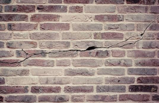 Aardbevingsschade