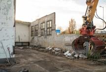 Jongeriuskantoor, Utrecht Demontage garage Foto: Russcher Tekst & Beeld