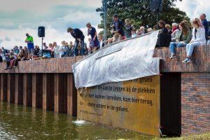 Opening Noorderhaven, Zutphen Foto via Kunsten '92