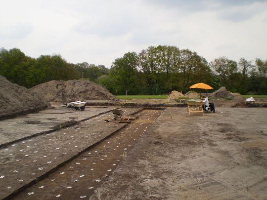 Archeologische opgraving Epse