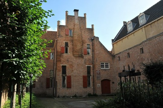 Huis met de Hoofden Zwolle