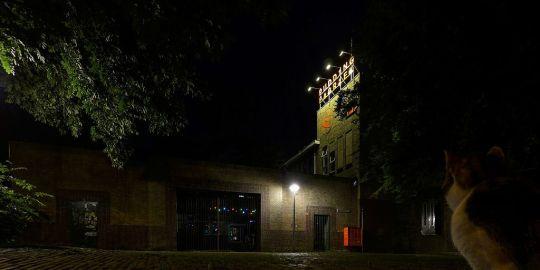 De Puddingfabriek in Groningen, één van de projecten die dankzij het Nationaal Restauratiefonds is verwezenlijkt