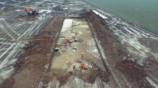Archeologische opgravingen bij Bemmel