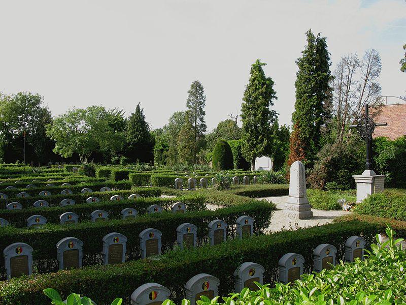 België verbijsterd: oorlogsbegraafplaatsen afgewezen als Werelderfgoed