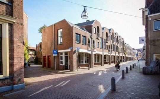 Stadsvernieuwing in Zwolle volgens het plan van Aldo van Eyck