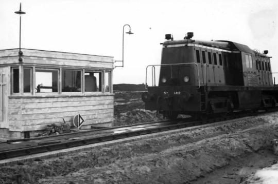 Referentiebeeld: Een diesellocomotief uit de serie 2000