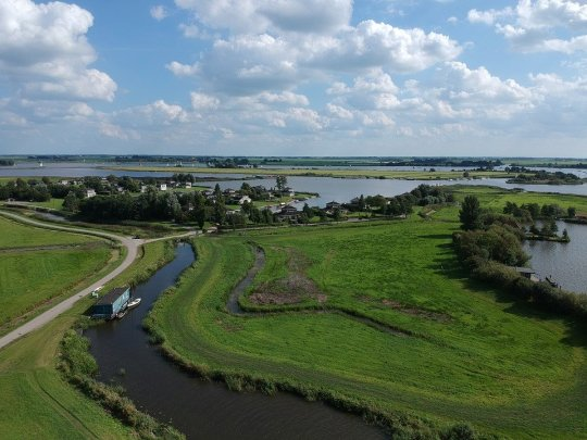 Landschap Friesland