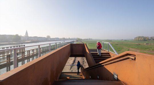Renovatie en uitkijkplatform voor Oude IJsselbrug in Zutphen - De ...