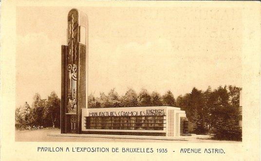 Paviljoen Gilliot op Expo 1935