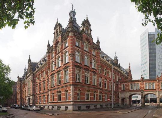 HGB II in Utrecht