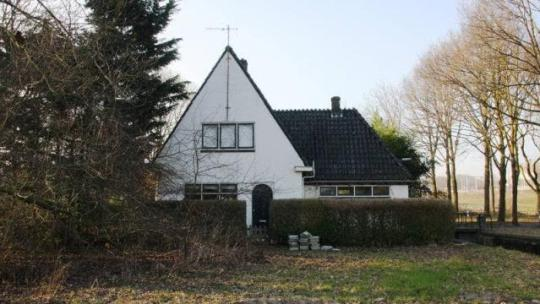 Het Sluiswachtershuis in Leidsche Rijn
