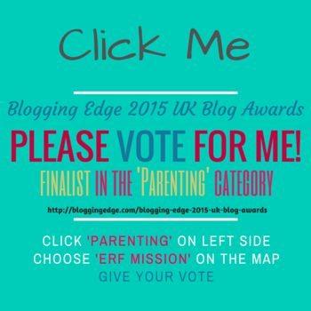 Finalist blog awards