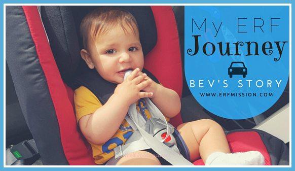 My ERF Journey - Bev's Story