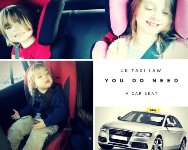 Child Car Seat Hire Uk