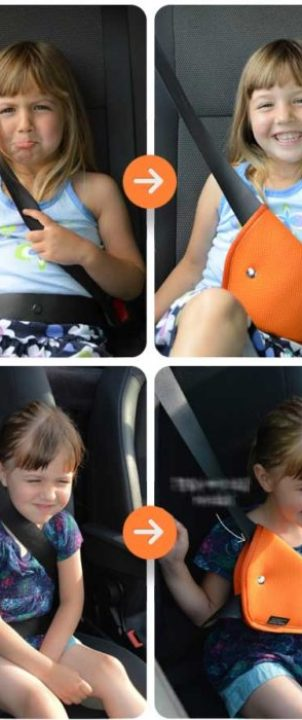 Killer Car Seat-Belt-Covers