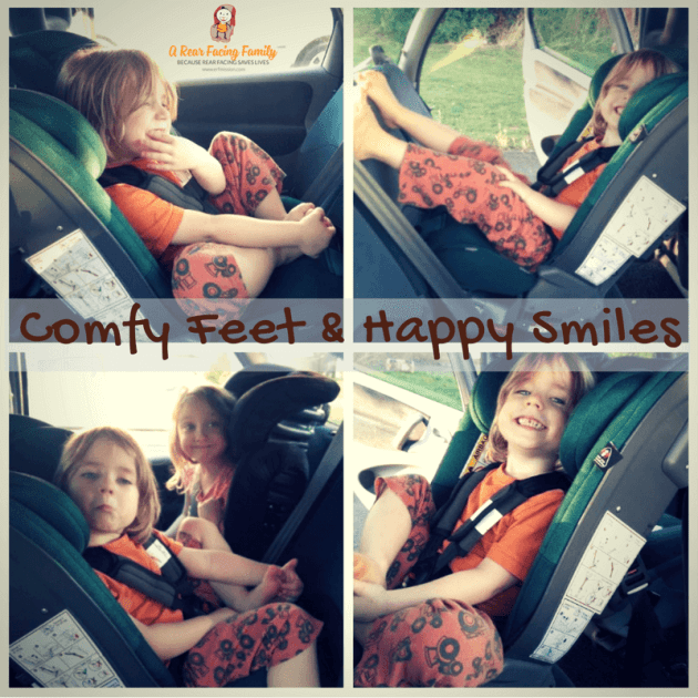 Comfy Feet &Happy Smiles