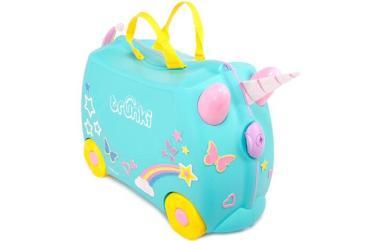Trunki Unicorn Ride on Suitcase