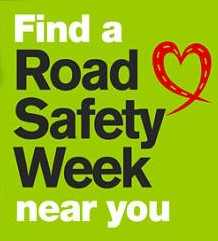 Road Safety Week near you