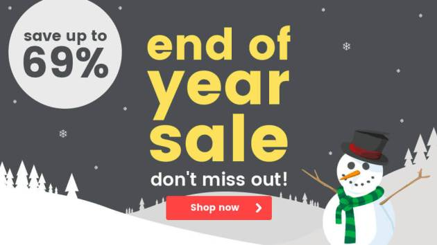 Uber Kids End Of Year Sale