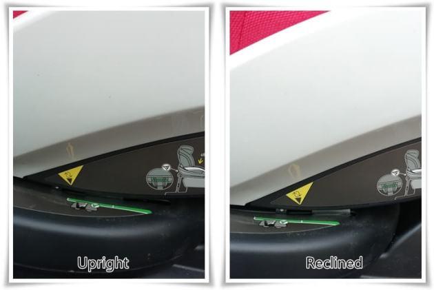 recline Modular RF