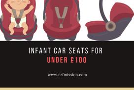 infant seats under £100