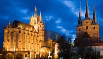 Altstadt-Führung Erfurt Fremdsprache
