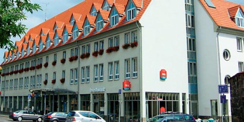 ibis altstadt 2 altstadt erfurt tourismus. Black Bedroom Furniture Sets. Home Design Ideas