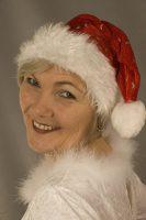 Weihnachtsengel Viola