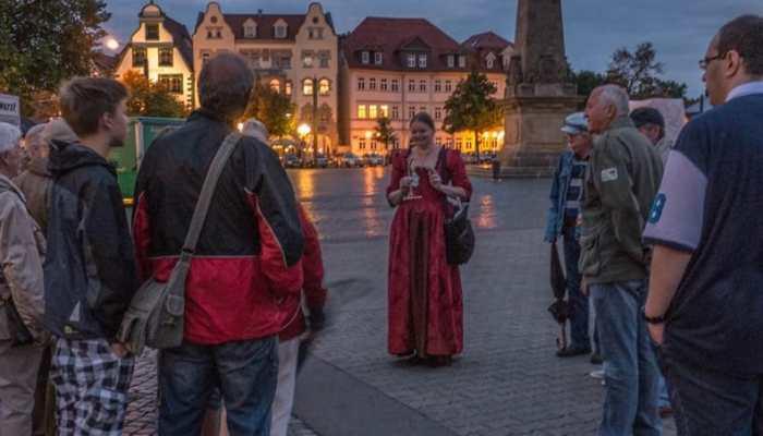 Gruseltour Erfurt, (c) K. Nonn