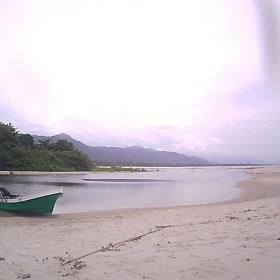 Desembocadura del río Don Diego