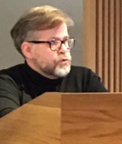 Fagpolitisk rådgiver Cato Lie, FFO