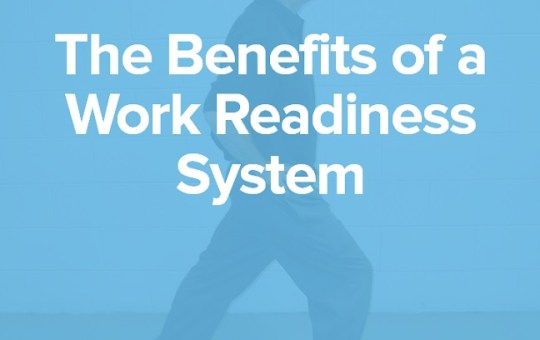 Workplace Stretching and Warm-up: The Benefits of a Work Readiness System