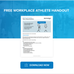 Free Workplace Athlete Handout — Team Lifting Guidelines