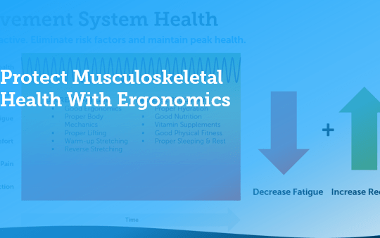 How to Protect Musculoskeletal Health With Ergonomics