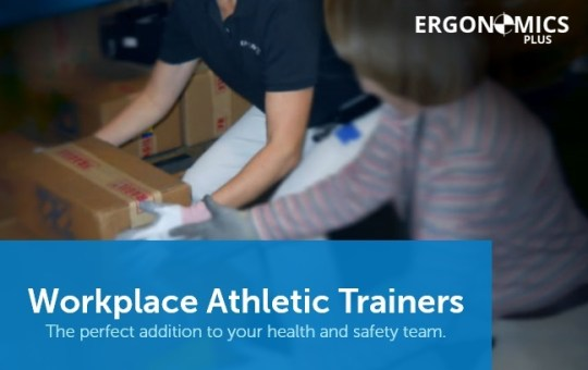An Athletic Trainer for Every Workplace Athlete