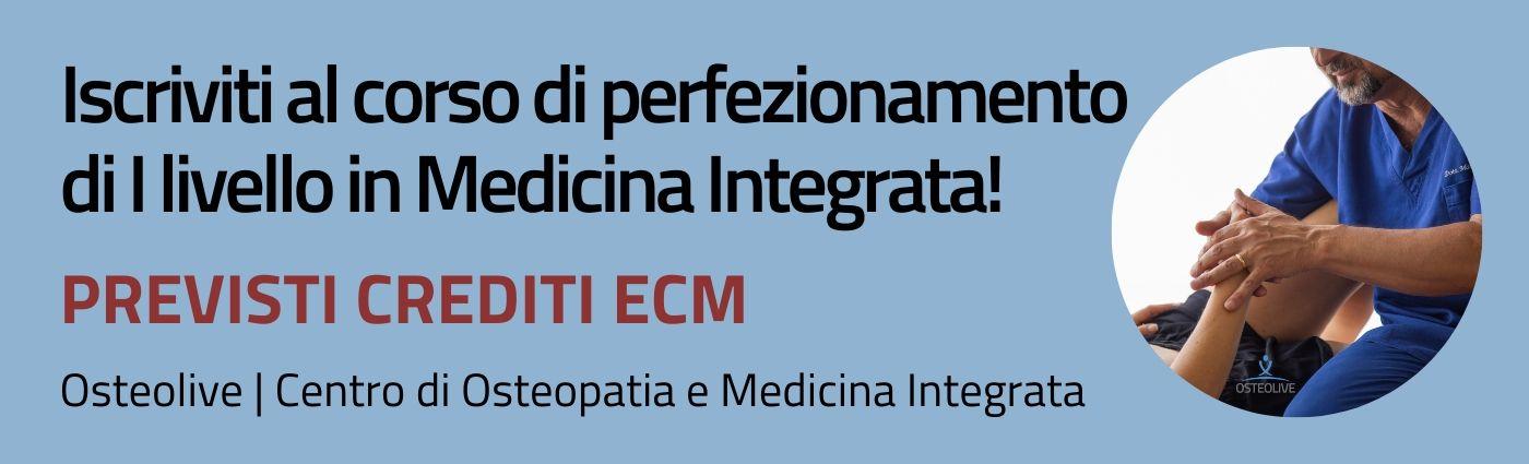 Corso ECM Medicina Integrata