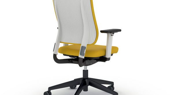 The new seat, by Viasit :The design of the back is the most important innovation of Drumback designer, Ballendat