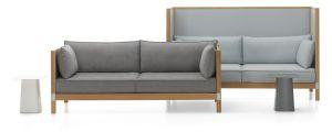 CYL Sofa pour VITRA tailles de dossier